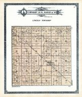 Lincoln Township, McPherson County 1911